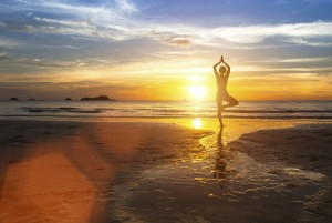 Experiencing emotional chaos? Try these basic centering practices as you learn to live in your body again