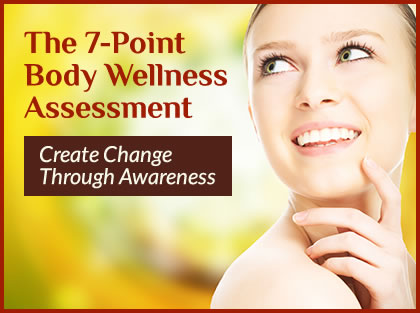 The 7-Point Body Wellness Assessment - Create Change Through Awareness