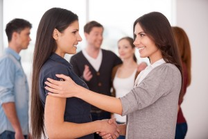 Improve personal and business communication through touch