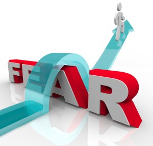 Don't let fear stop you from fully enjoying the rich life that you know you could have, so here are five ways to deal with fears so you reach your potential