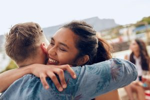 Experience the joy of emotional intimacy between friends when you learn how to mindfully accept yourself and can be vulnerable, honest and open without fear