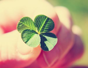 When You Make Your Own Luck You Can Make Wonderful Things Happen